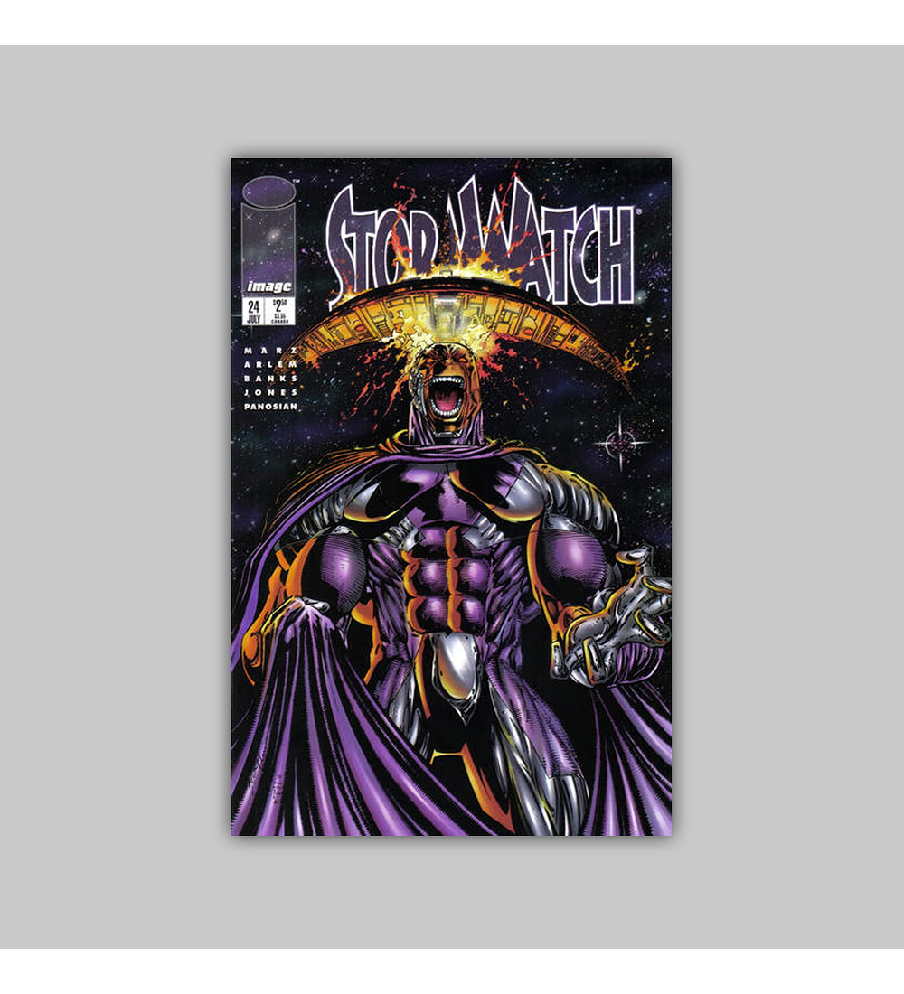 Stormwatch 24 1995