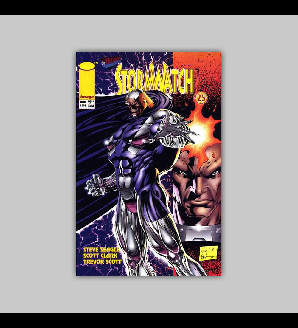 Stormwatch 25 1995
