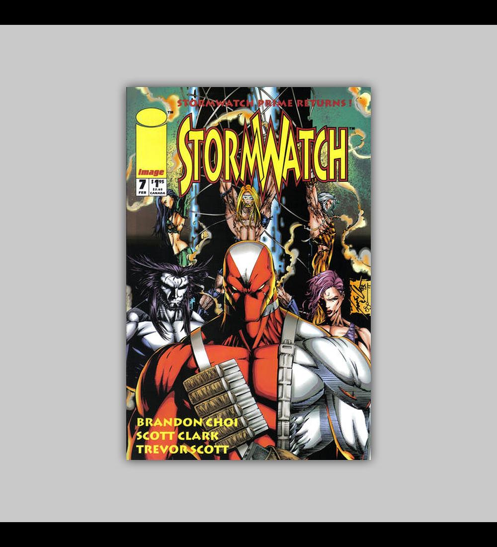 Stormwatch 7 1994