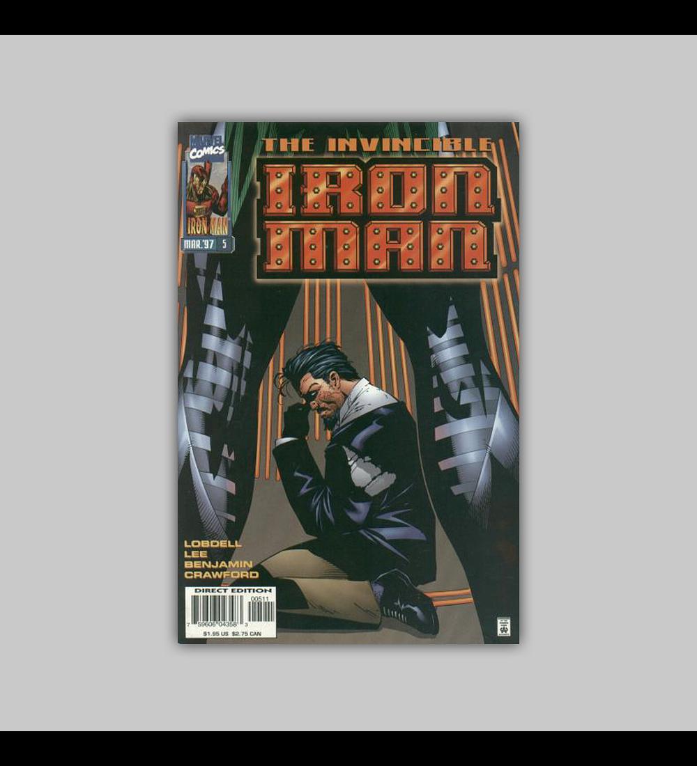 Iron Man (Vol. 2) 5 1997