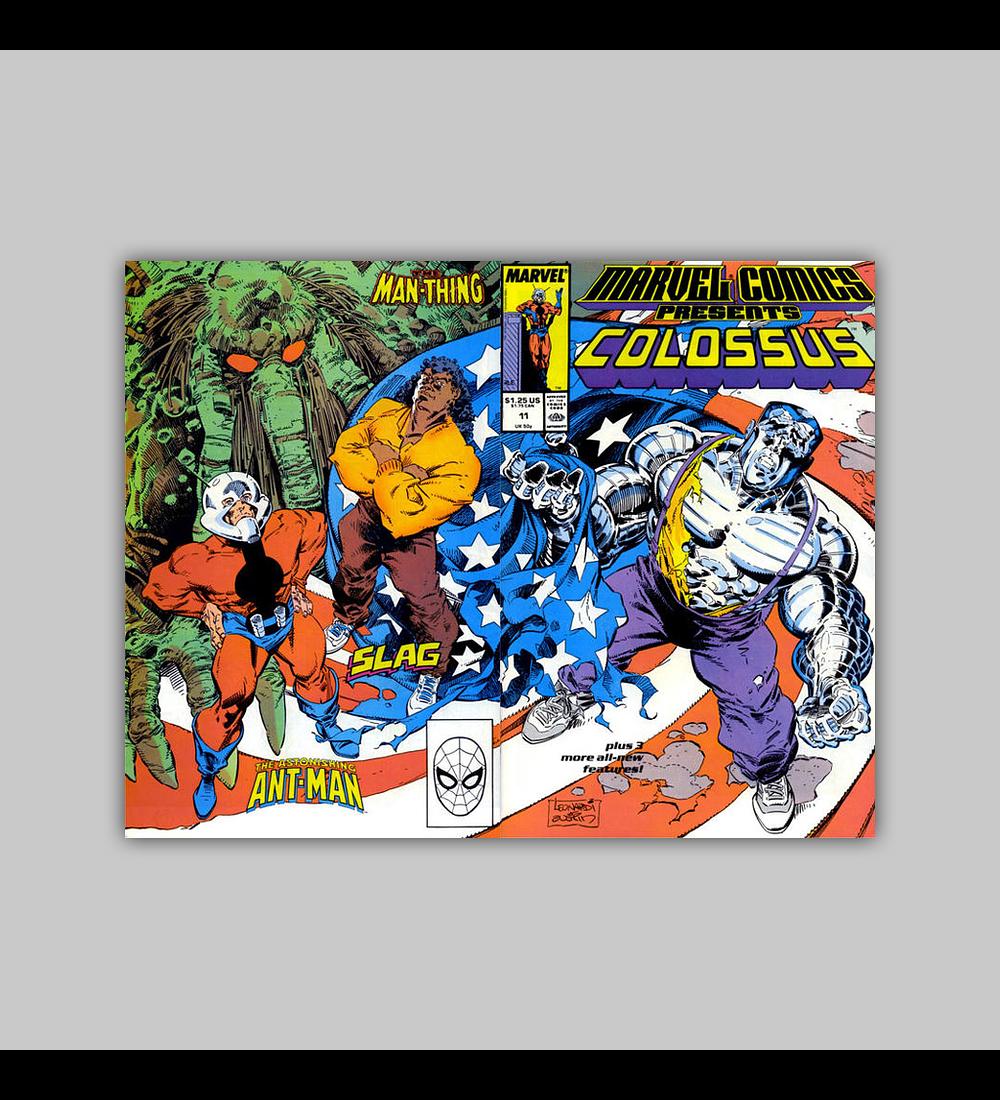 Marvel Comics Presents 11 1989