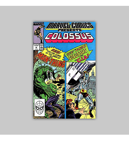 Marvel Comics Presents 12 1989