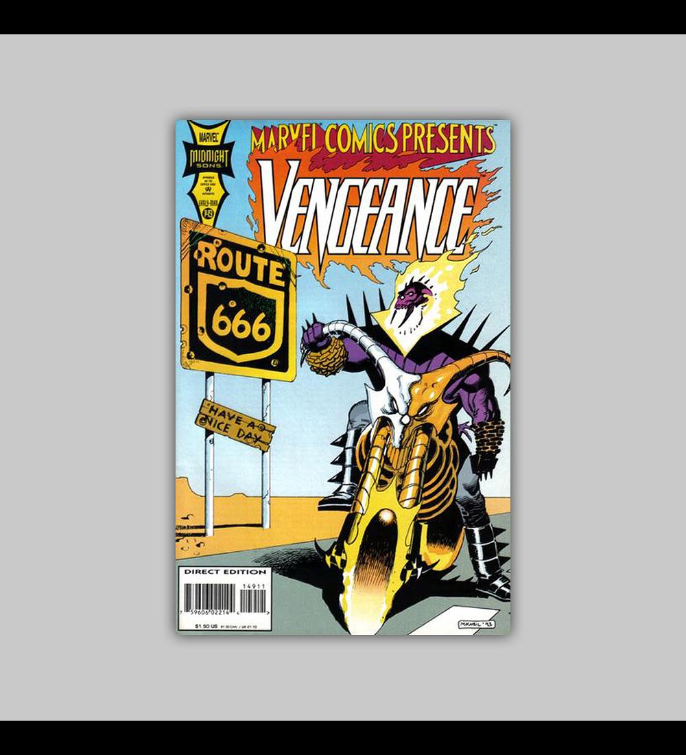 Marvel Comics Presents 149 1994