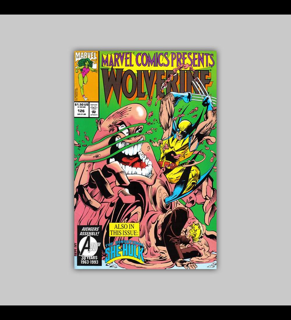Marvel Comics Presents 126 1993