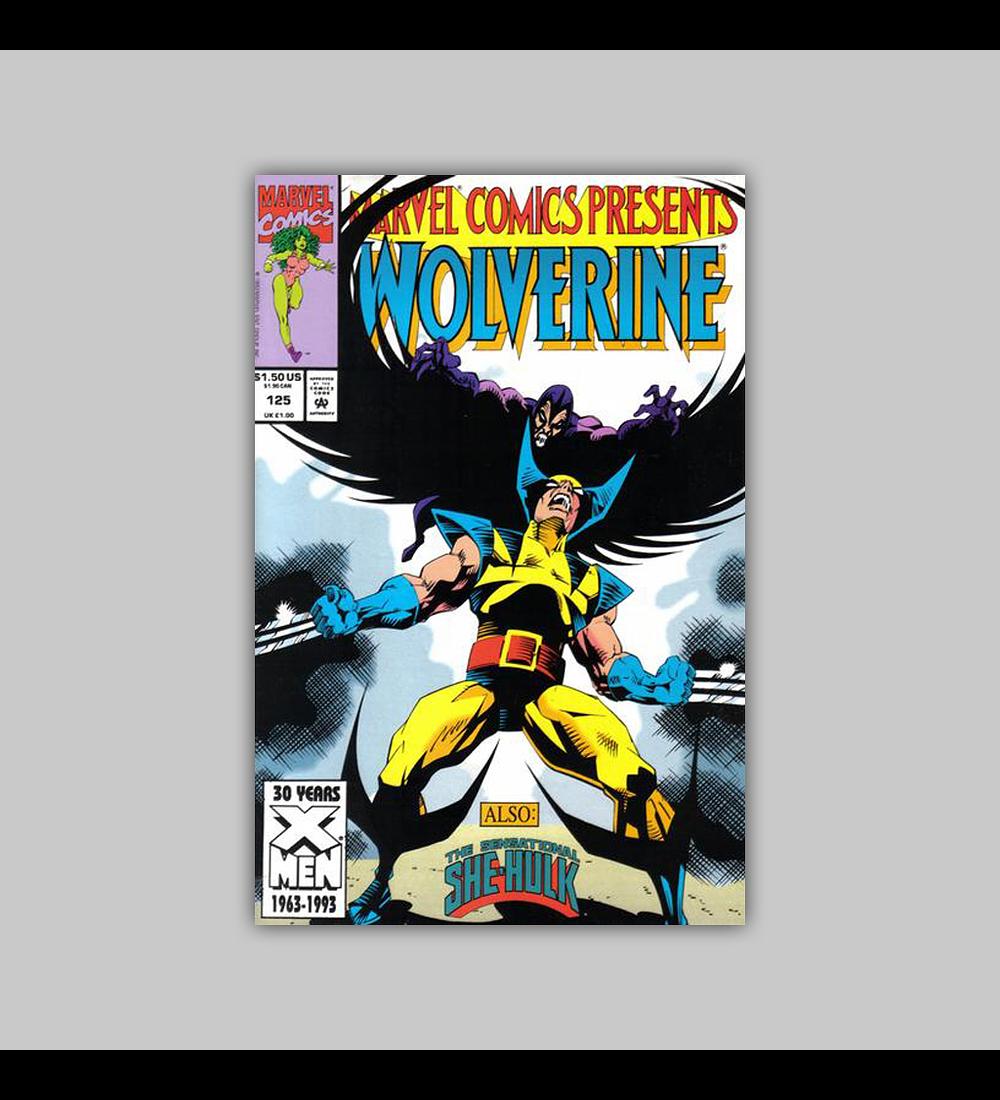 Marvel Comics Presents 125 1993