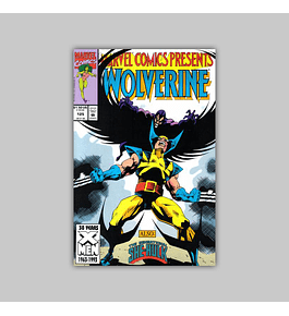 Marvel Comics Presents 125 1993