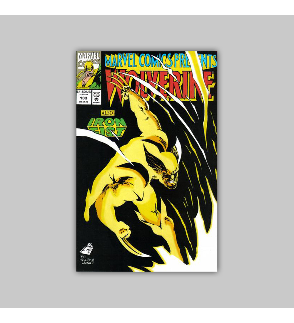 Marvel Comics Presents 133 1993
