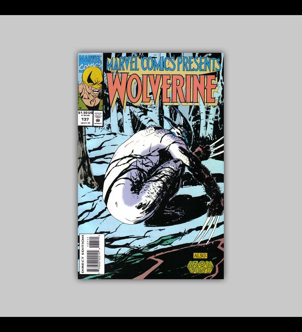 Marvel Comics Presents 137 1993