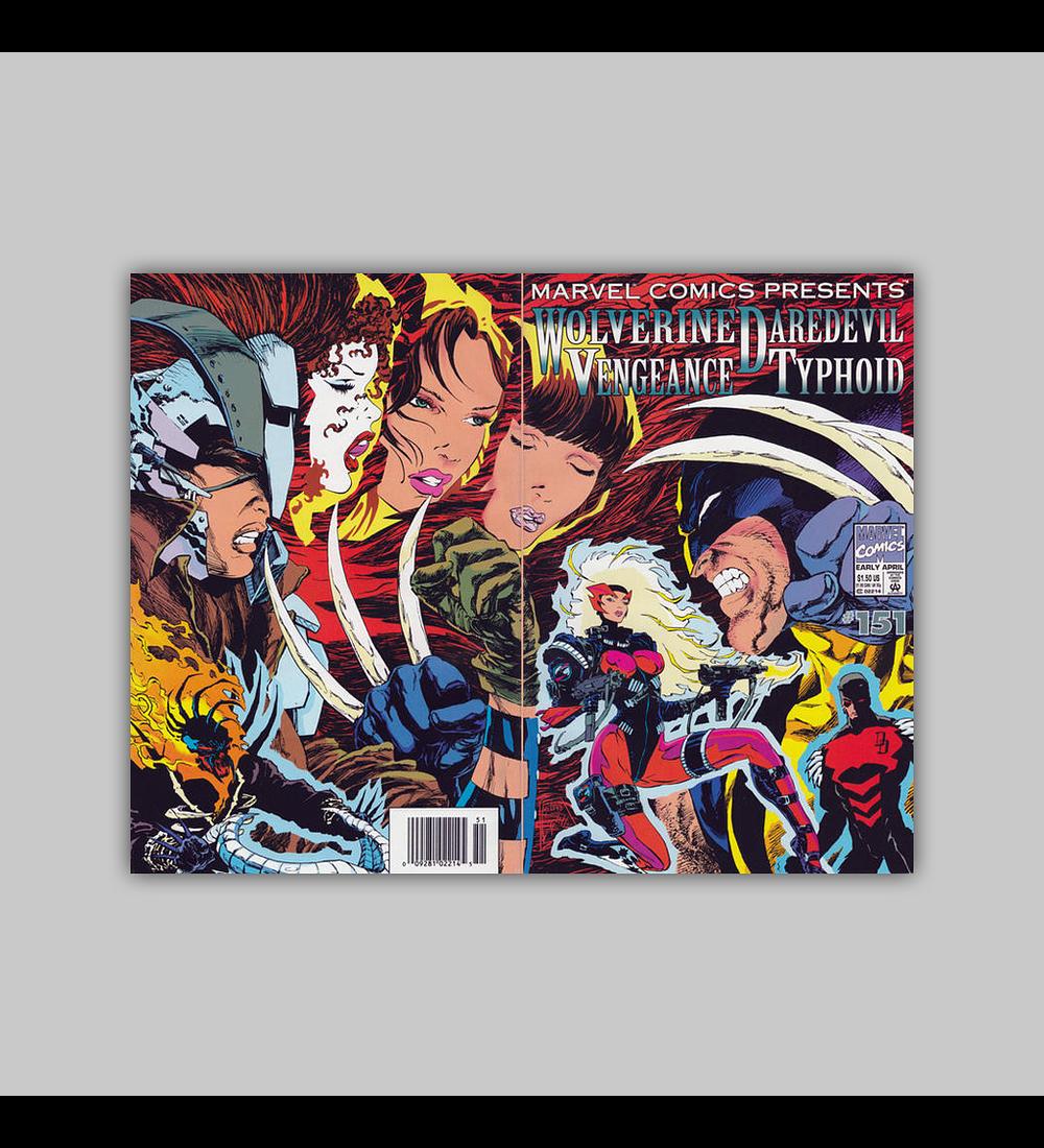 Marvel Comics Presents 151 1994