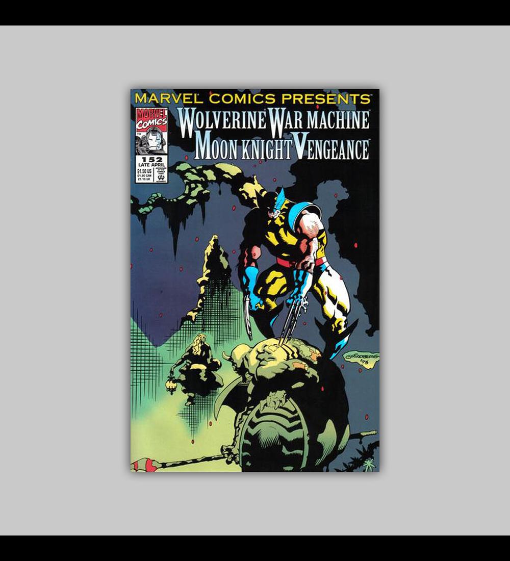 Marvel Comics Presents 152 1994