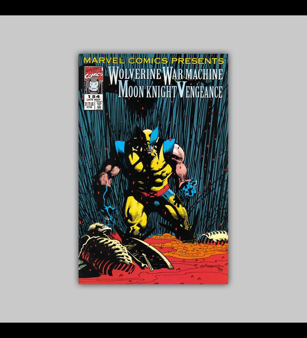 Marvel Comics Presents 154 1994