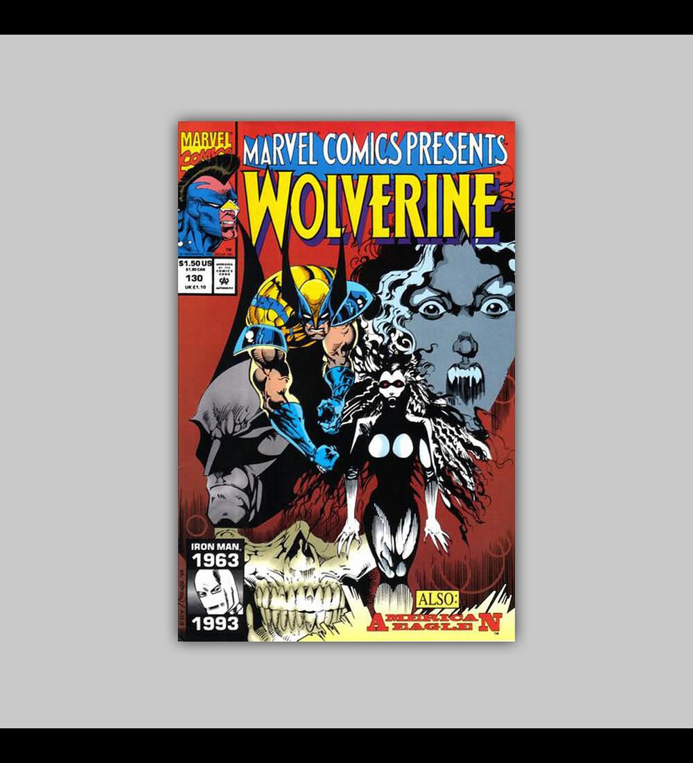 Marvel Comics Presents 130 1993