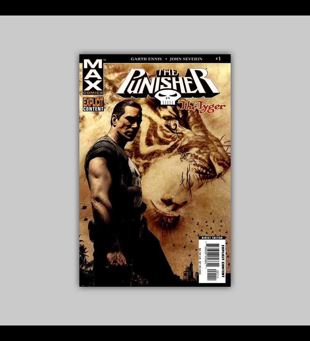 Punisher: The Tyger 2006