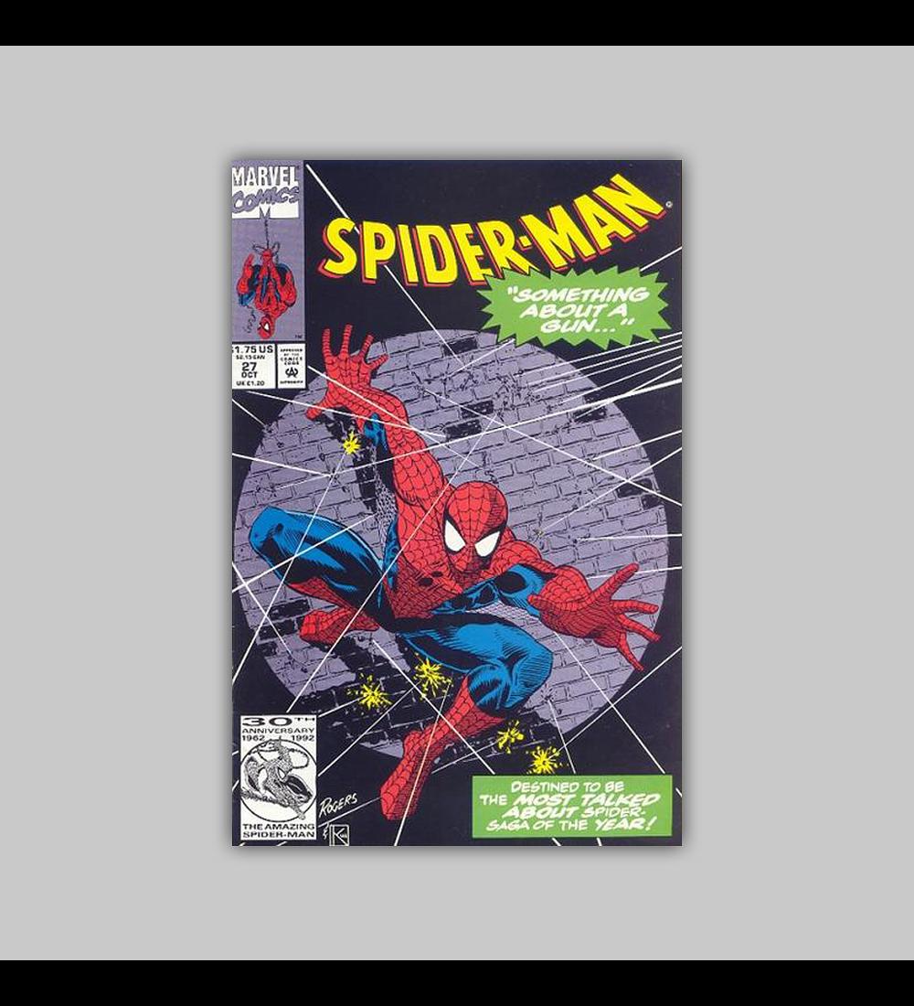 Spider-Man 27 1992
