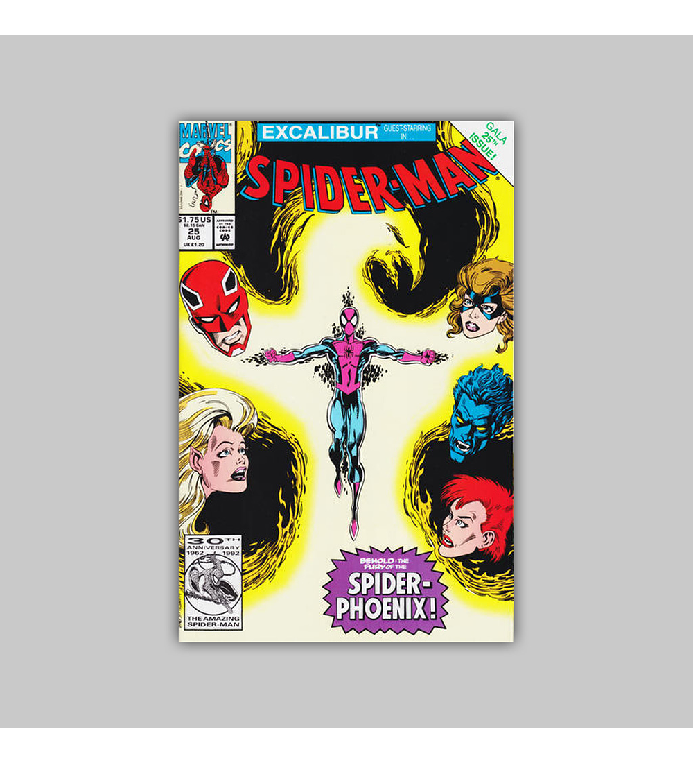 Spider-Man 25 1992