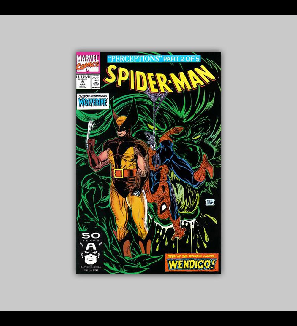 Spider-Man 9 1991