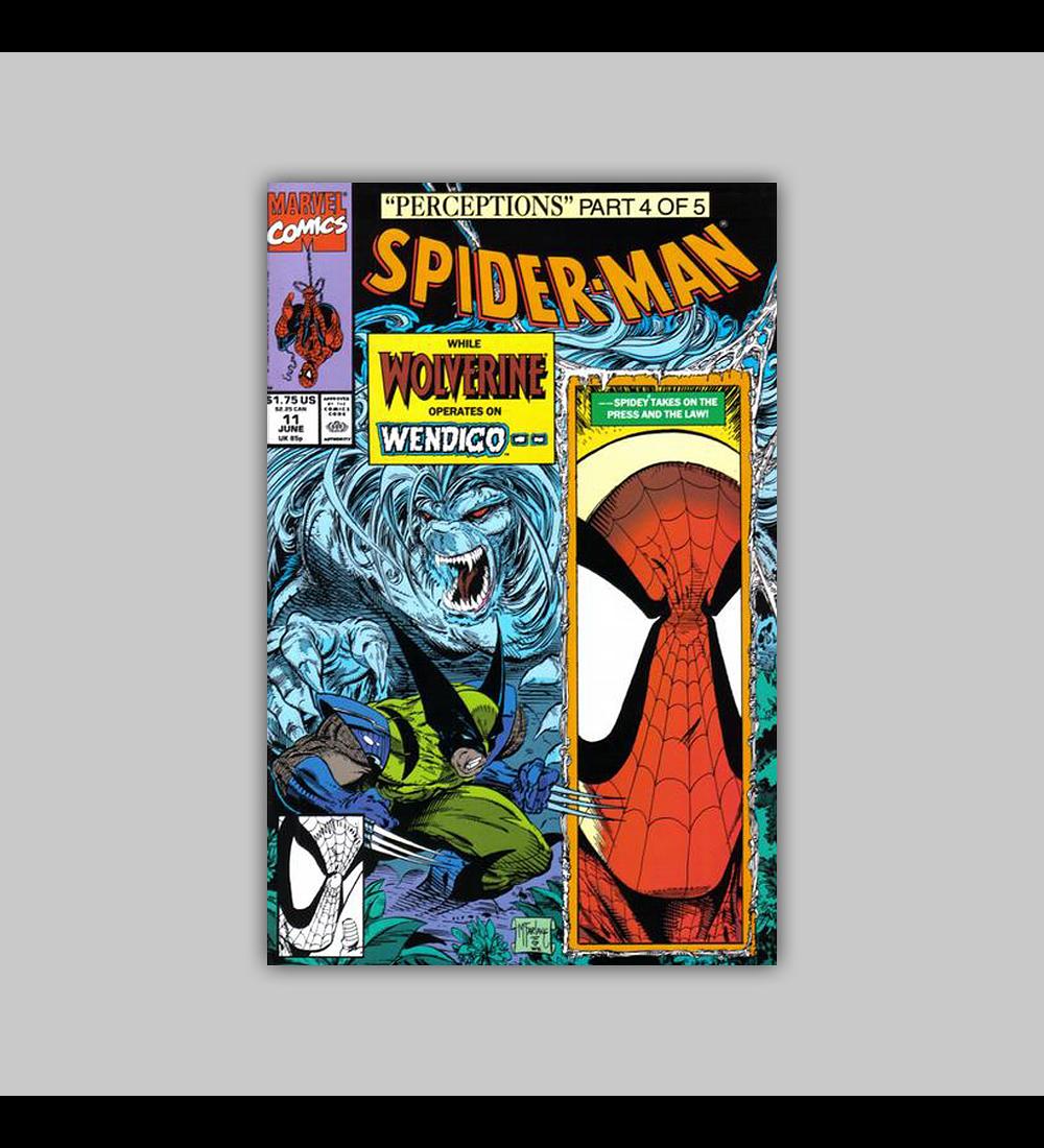 Spider-Man 11 1991
