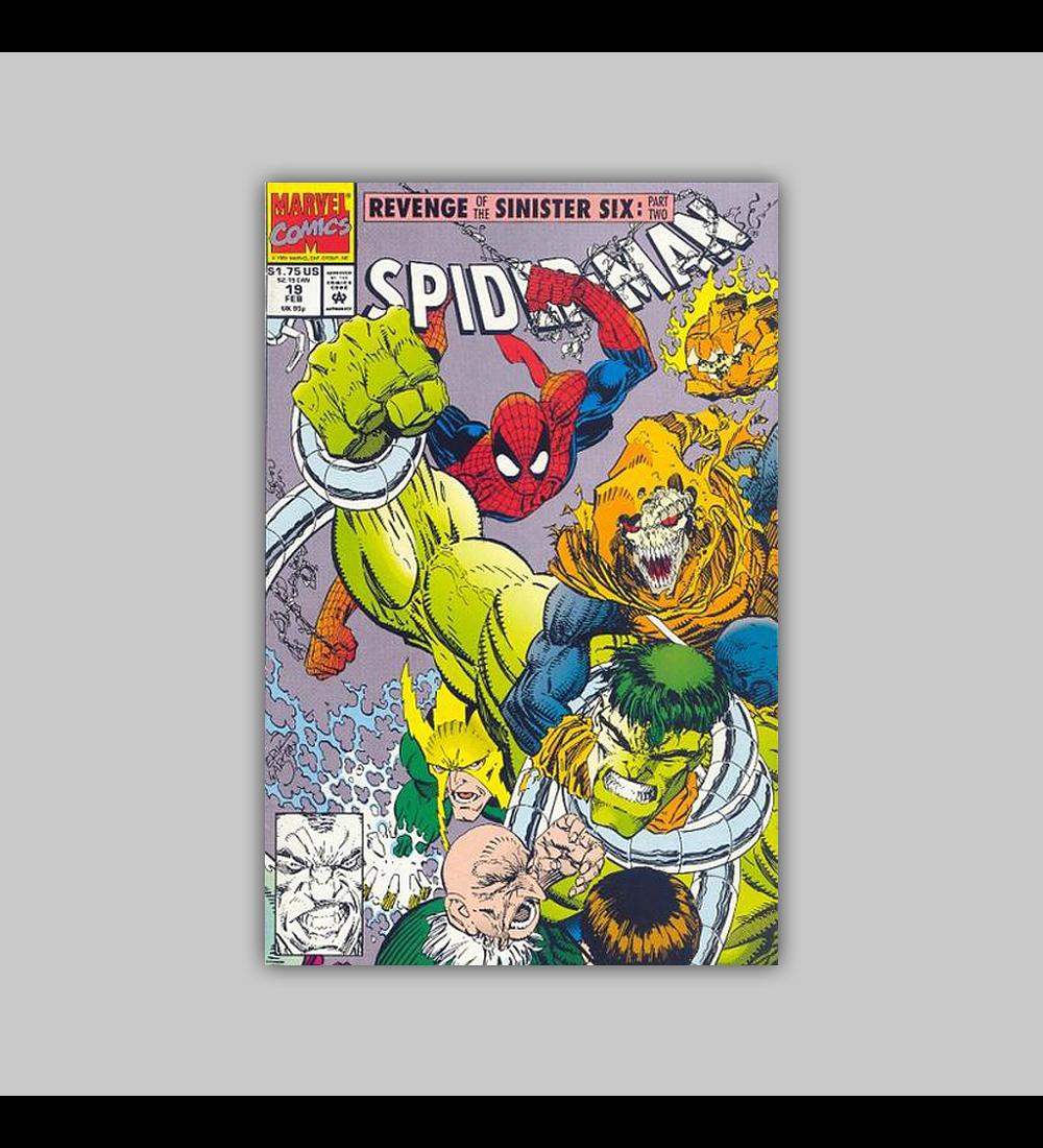 Spider-Man 19 1992
