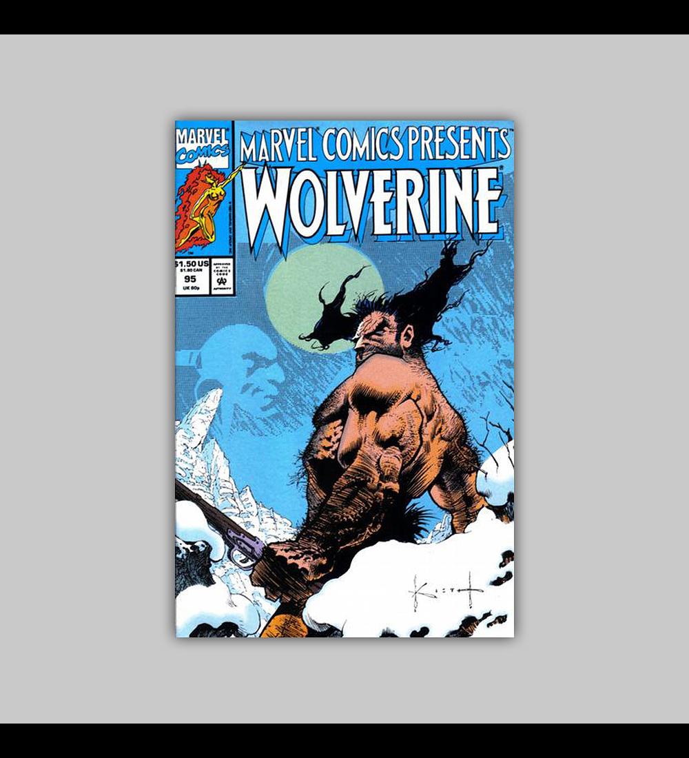 Marvel Comics Presents 95 1991