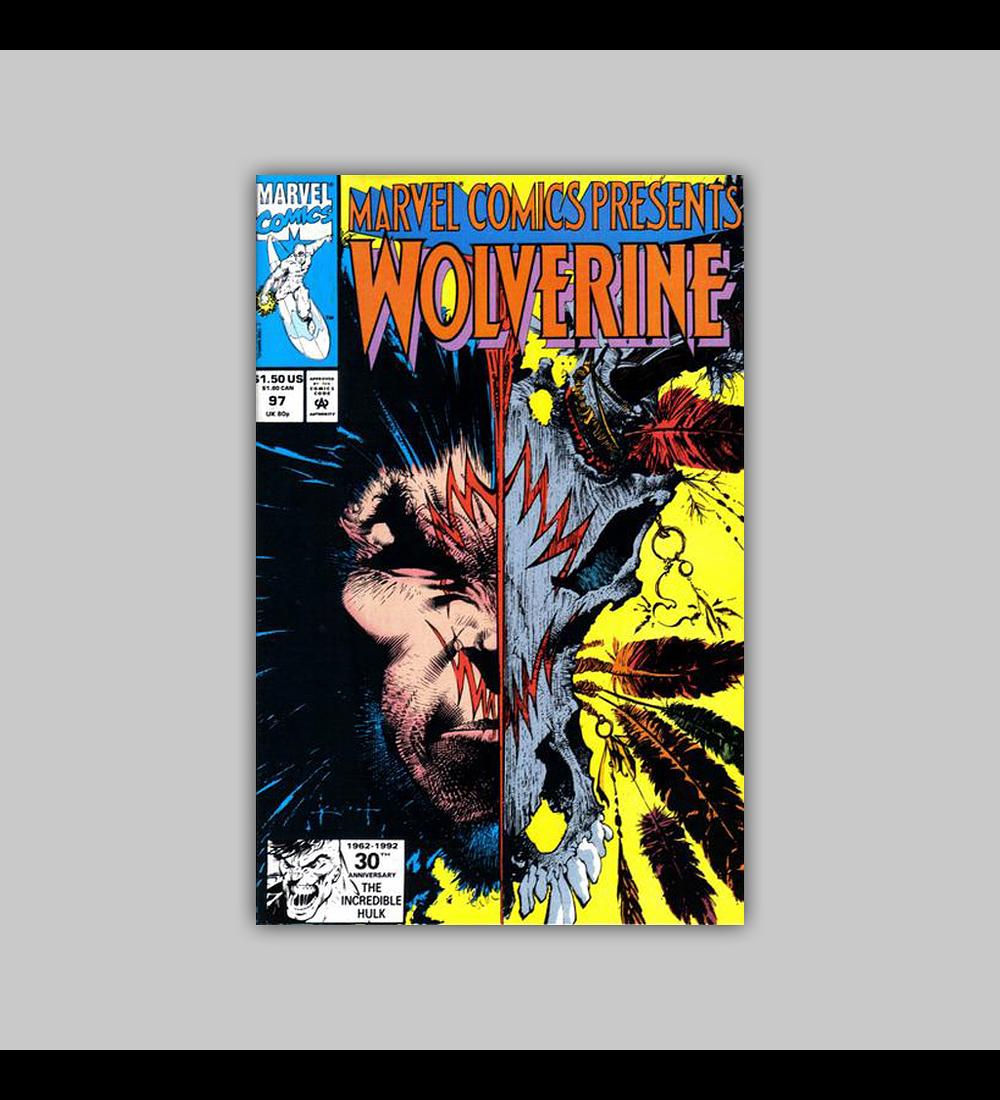 Marvel Comics Presents 97 1992