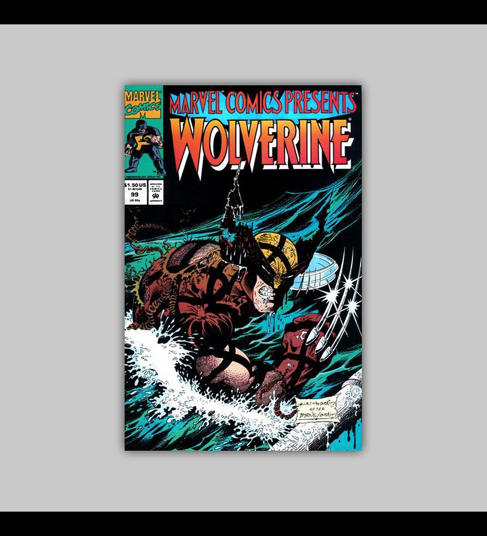 Marvel Comics Presents 99 1992