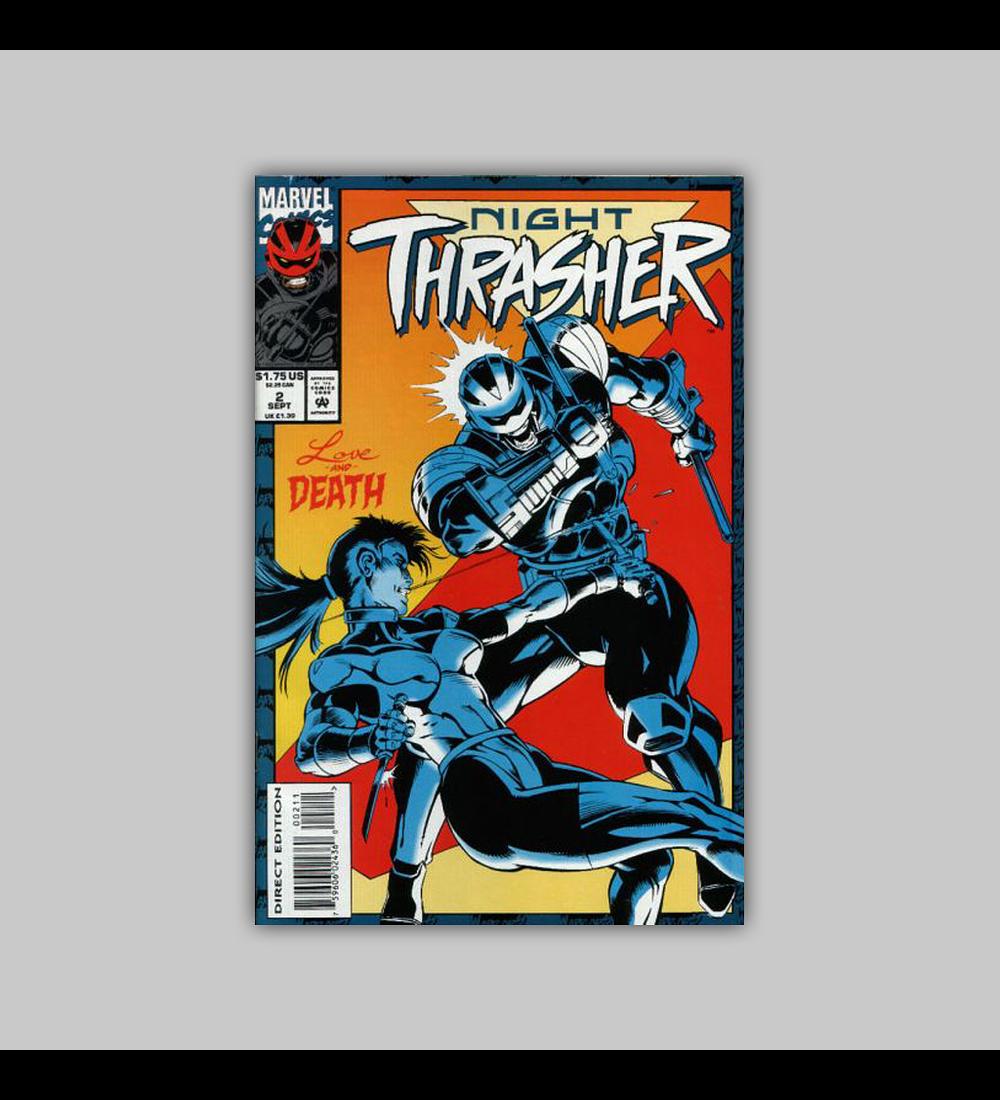 Night Thrasher 2 1993