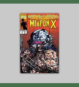 Marvel Comics Presents 79 1991