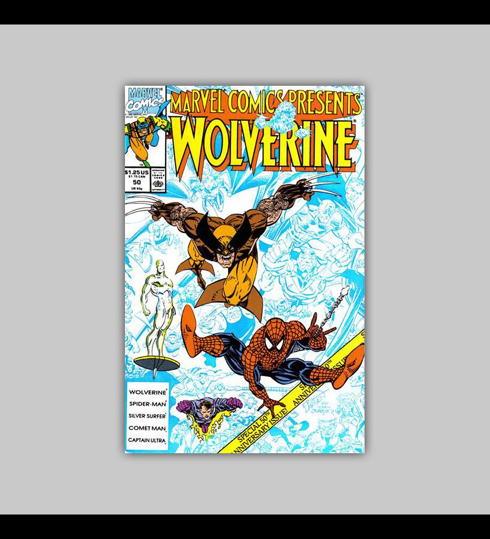Marvel Comics Presents 50 1990