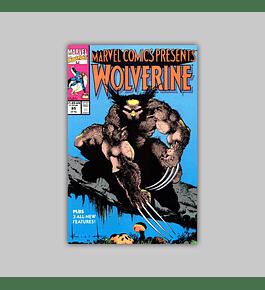 Marvel Comics Presents 85 1991