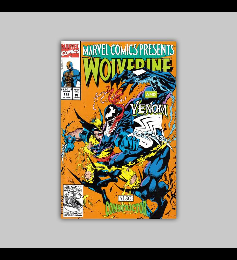 Marvel Comics Presents 119 1992