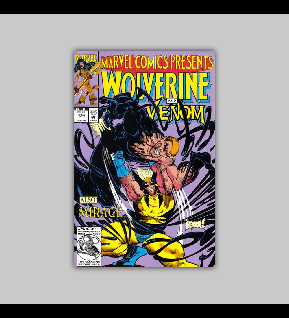 Marvel Comics Presents 121 1993