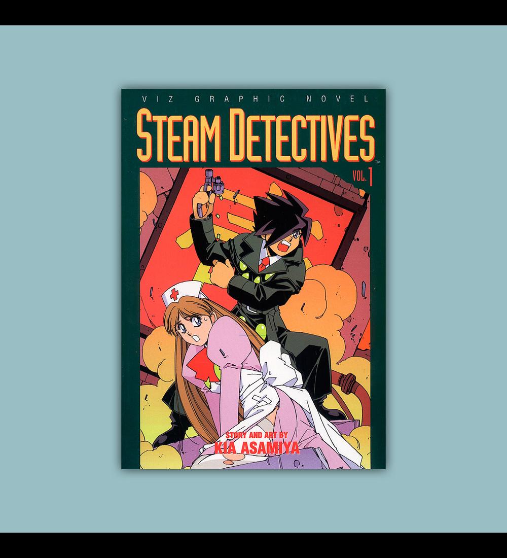 Steam Detectives Vol. 01 1998