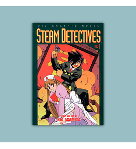 Steam Detectives Vol. 01 1998
