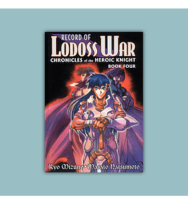 Record of Lodoss War: Chronicles of the Heroic Knights Vol. 04 2002