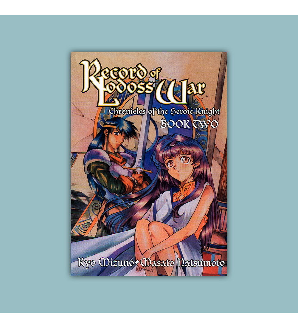 Record of Lodoss War: Chronicles of the Heroic Knight Vol. 02 2002