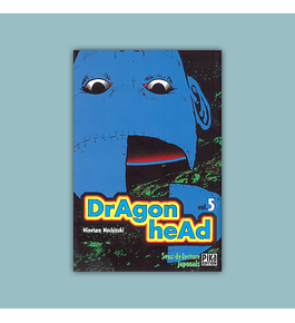 Dragon Head Vol. 06 2004