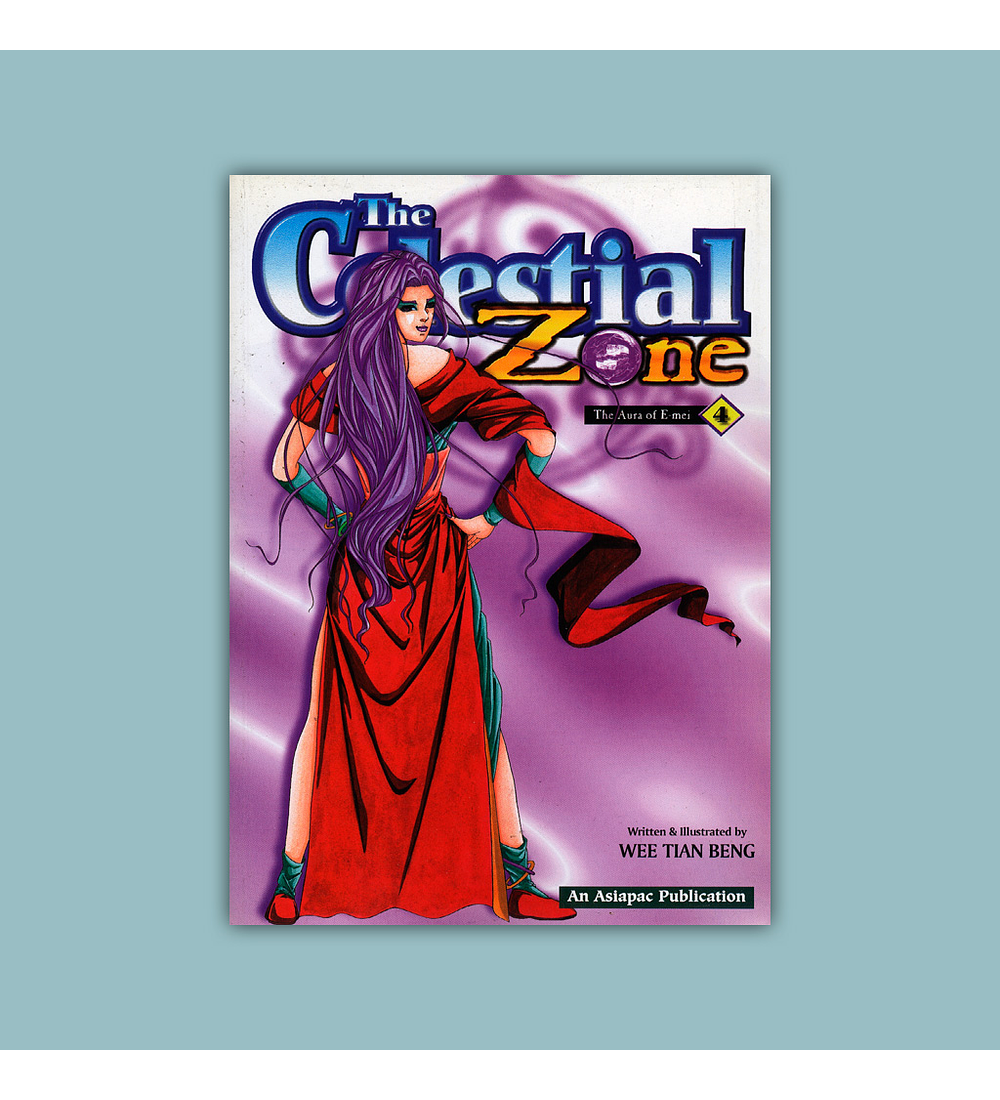 Celestial Zone Vol. 04: The Aura of E-Mei 1999