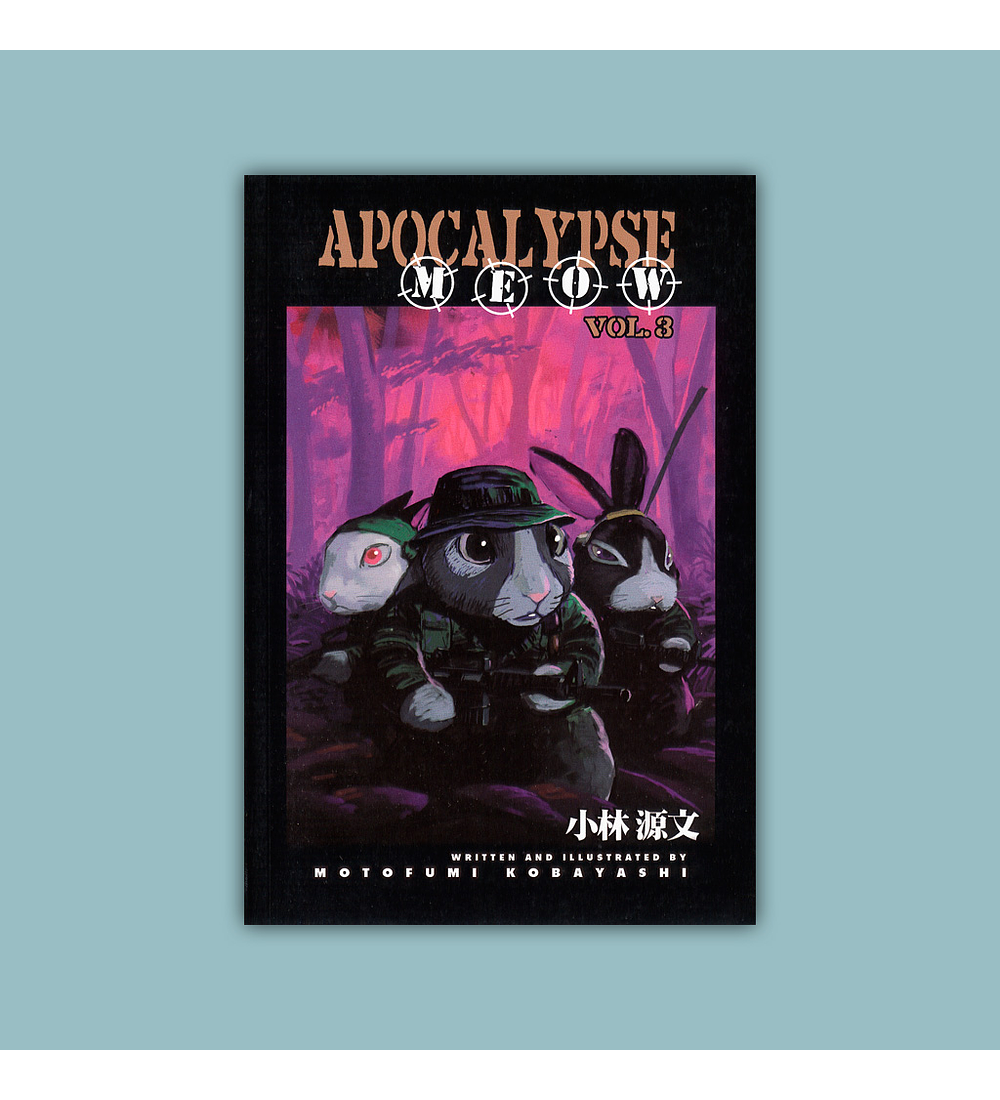 Apocalypse Meow Vol. 03 2004