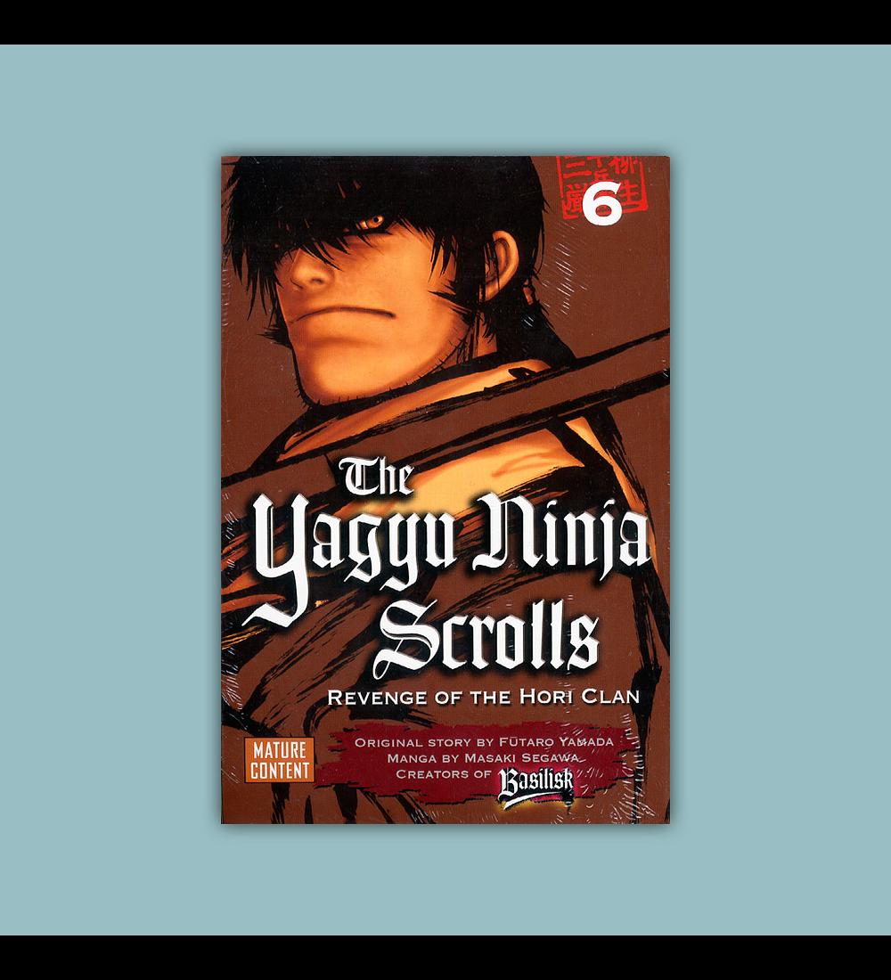 Yagyu Ninja Scrolls Vol. 06 2008