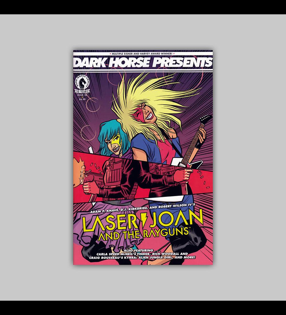 Dark Horse Presents (Vol. 3) 20 2016