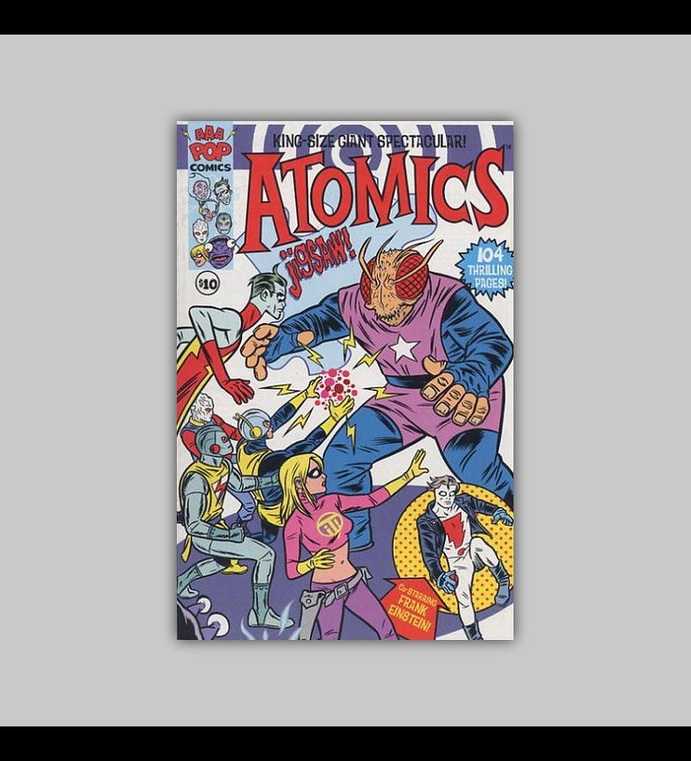 Atomics King-Size Giant Spectacular: Jigsaw! 2000
