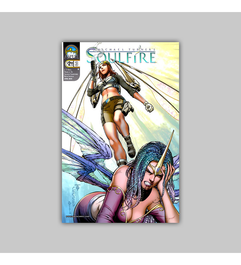 Soulfire (Vol. 2) 3 2010