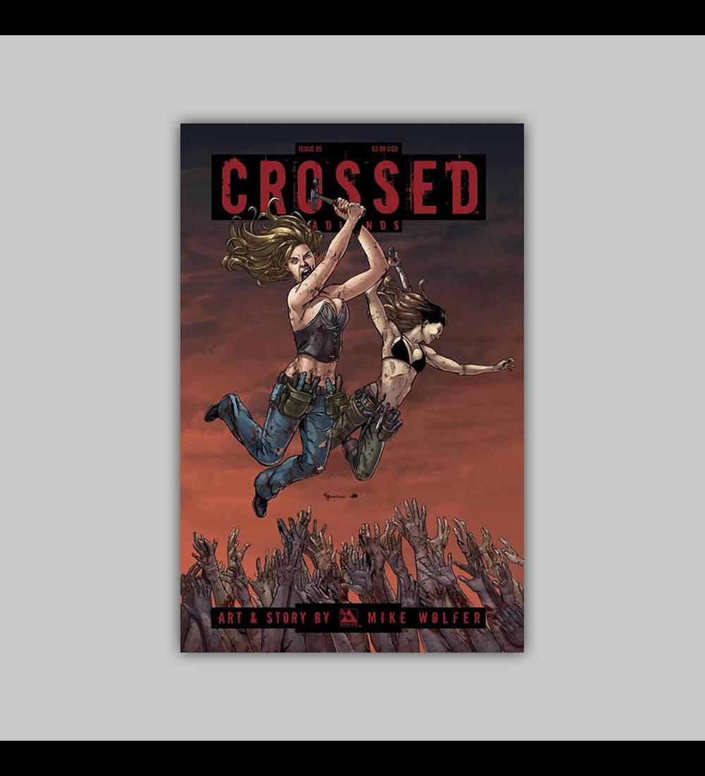 Crossed: Badlands 85 2015