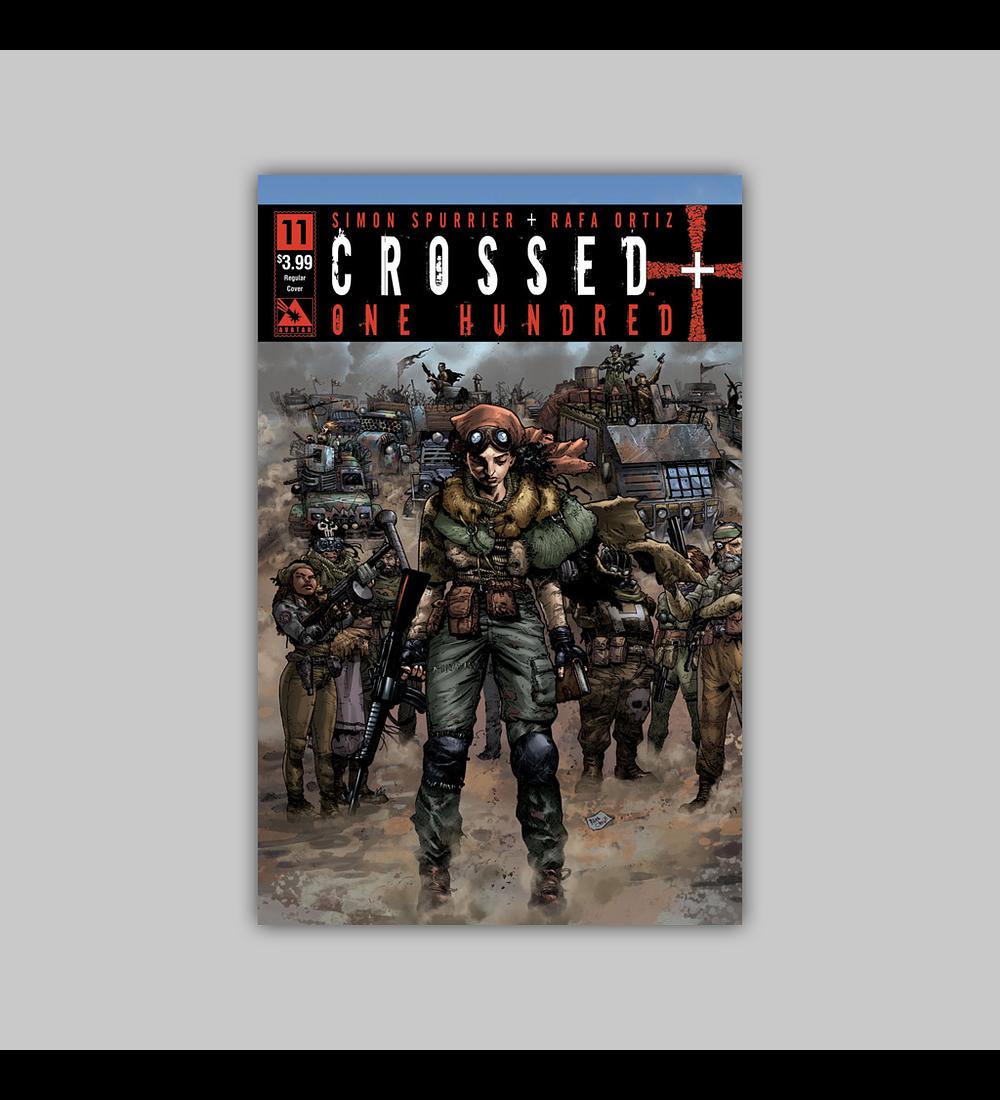 Crossed: Plus 100 11 2015