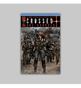 Crossed: Plus 100 11 2015