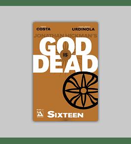 God Is Dead 16 2014