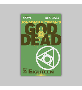 God Is Dead 18 A 2014