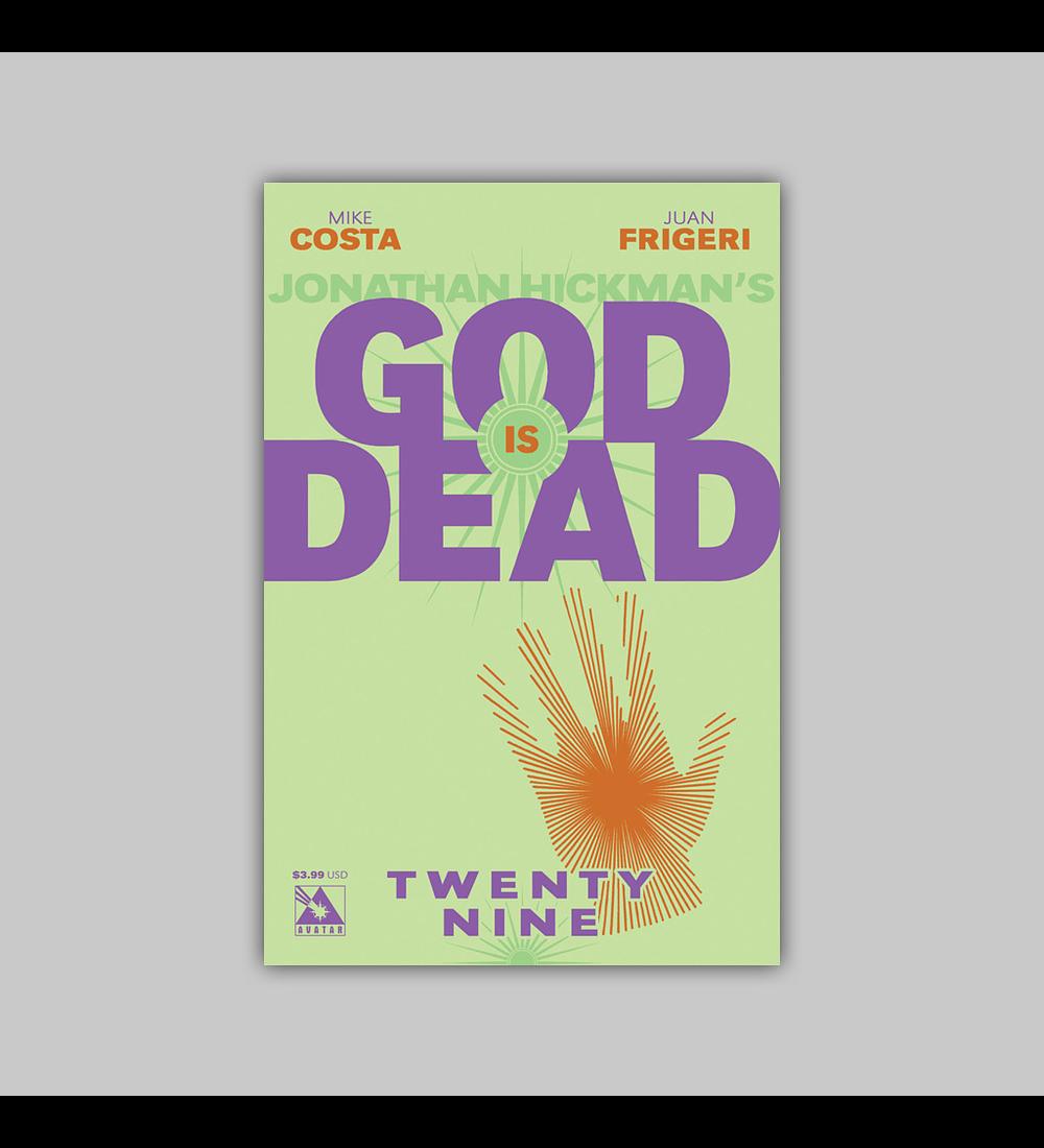 God Is Dead 29 2015