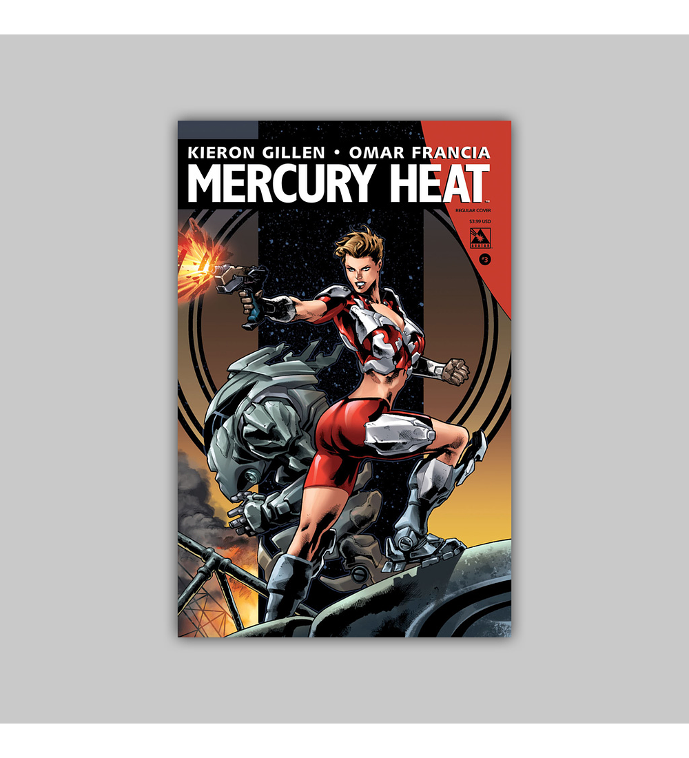 Mercury Heat 3 2015