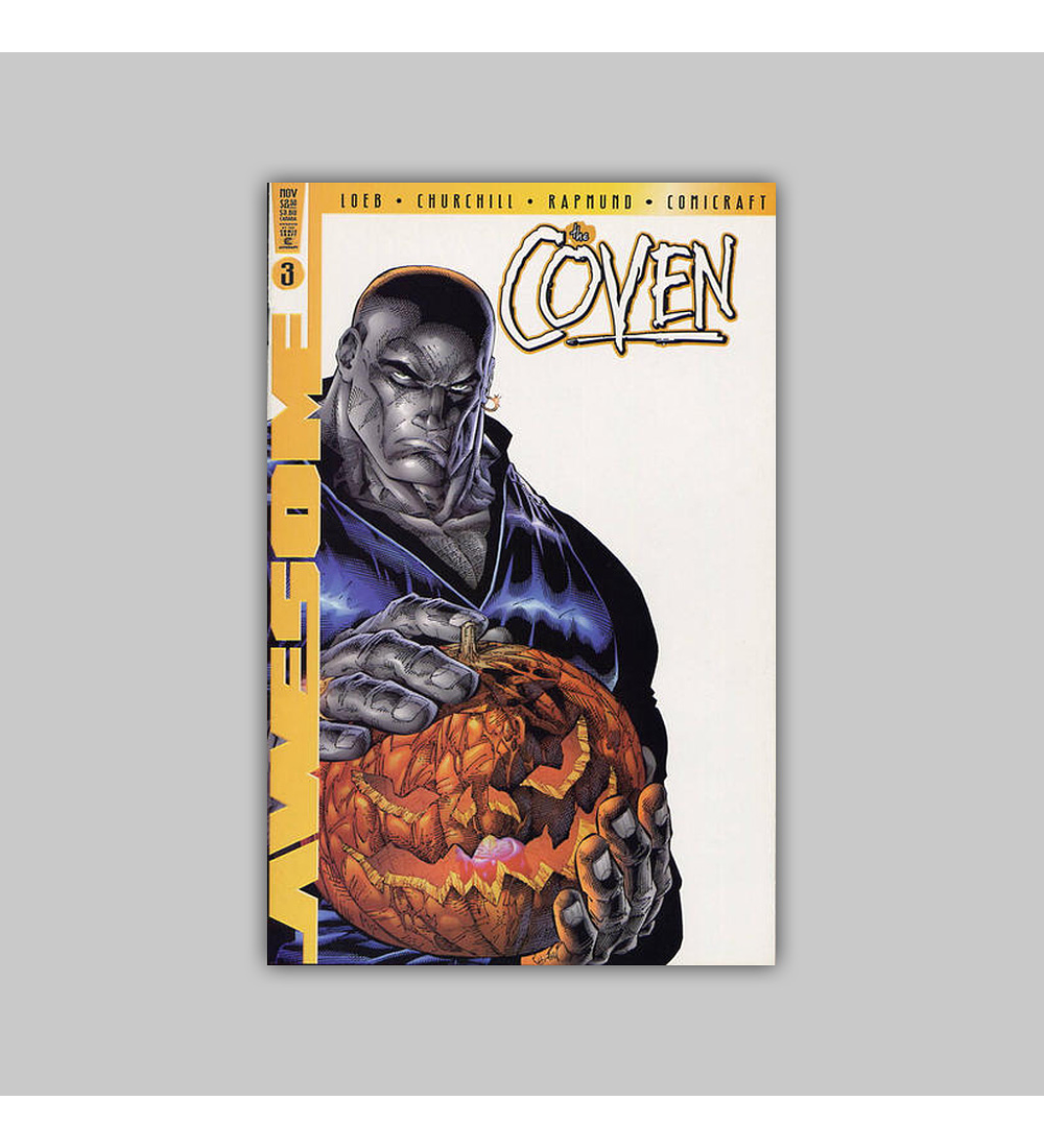 Coven 3 White 1997